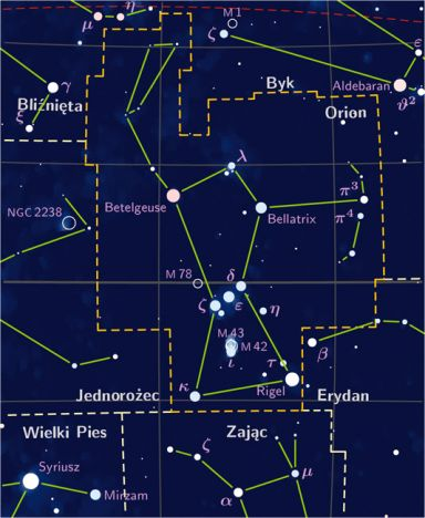 What Can You See In The Night Sky This Week University Of Oxford - Night sky map now
