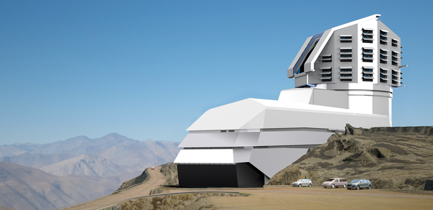 LSST | University of Oxford Department of Physics