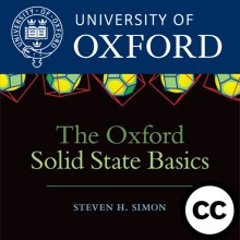 thumbnail for oxford solid state basics lectures