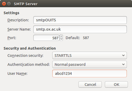 Migrating to Nexus 365  Setup for IMAP Clients  | University