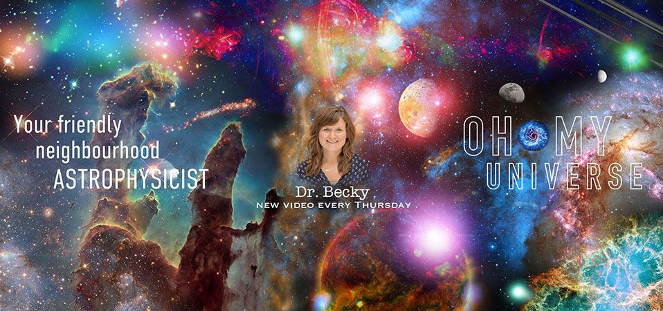 Dr Becky YouTube channel artwork