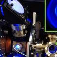 A source of laser-cooled strontium atoms to be used in the Atom Interferometry Observatory Network (AION) project